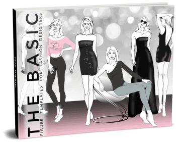 Free Templates Tutorials For Fashion Designers Fashion Artventures